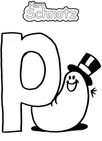 Alphabet - P