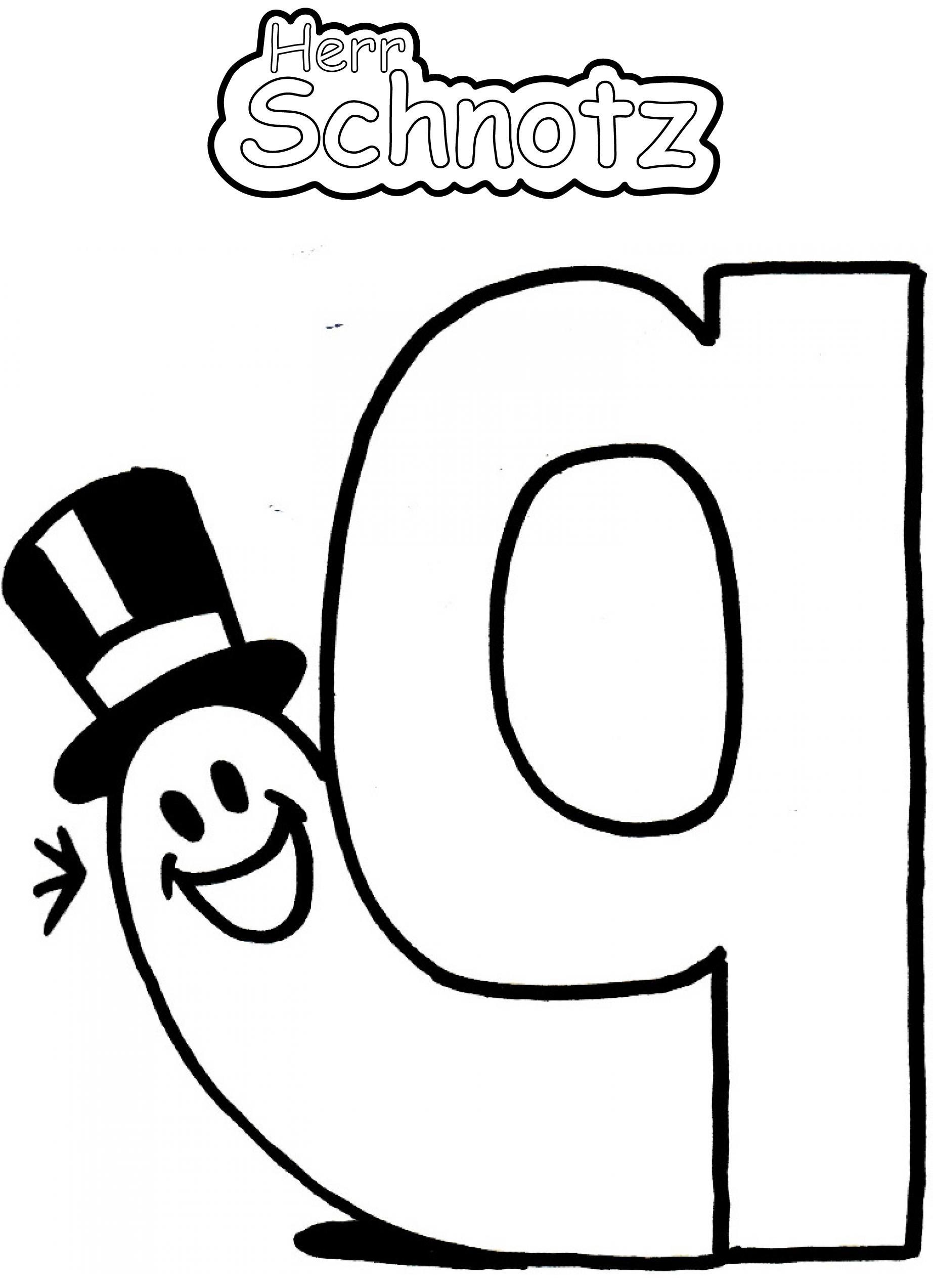 Alphabet - Q