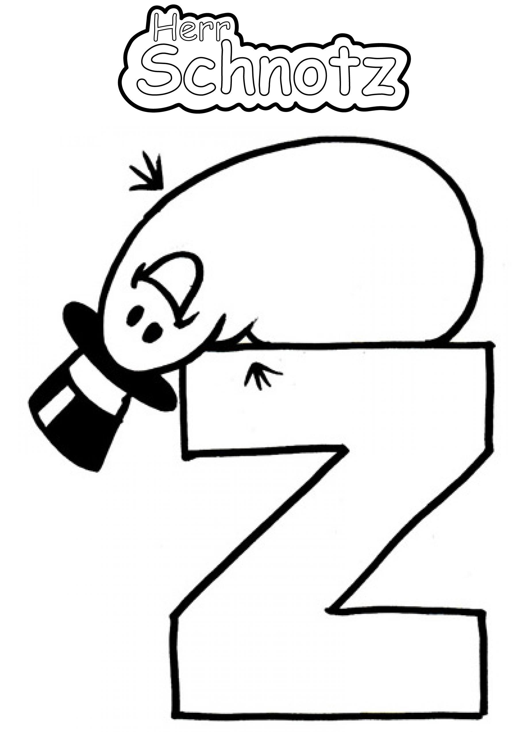 Alphabeth - Z